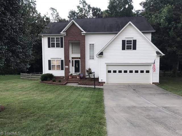 6065 Habersham Drive, Kernersville, NC 27284 (MLS #846691) :: Kristi Idol with RE/MAX Preferred Properties
