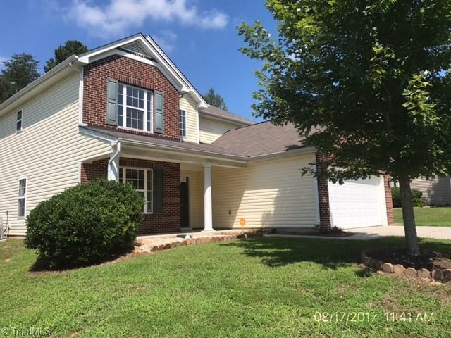 2095 Bethany Trace Lane, Winston Salem, NC 27127 (MLS #846706) :: Banner Real Estate