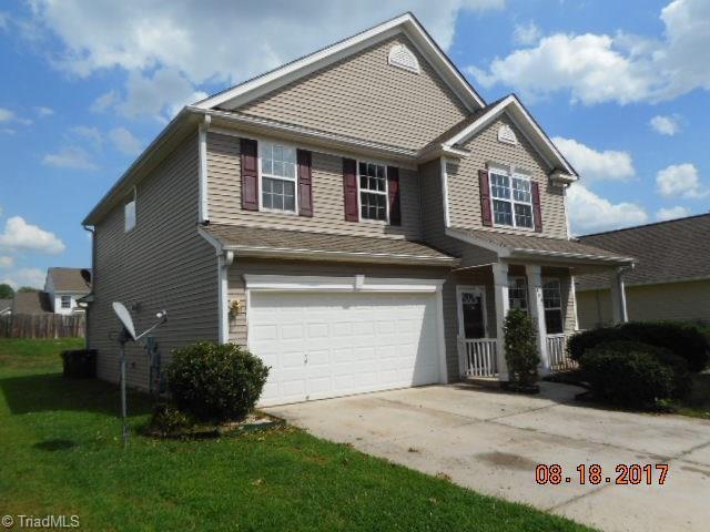 404 Vineyard Lane, Lexington, NC 27295 (MLS #846953) :: Banner Real Estate