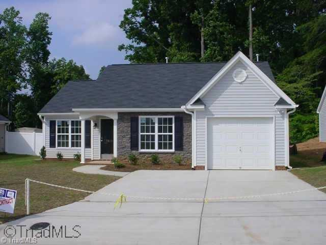 5810 Sycamore Glen Road, Greensboro, NC 27405 (MLS #847056) :: Banner Real Estate