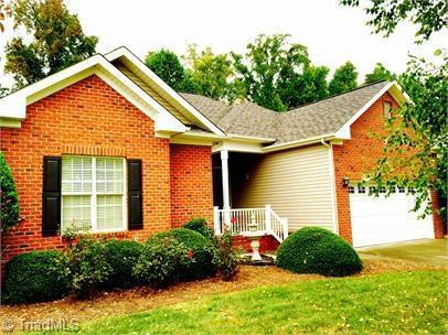 123 N Niblick Court, Advance, NC 27006 (MLS #853741) :: The Umlauf Group