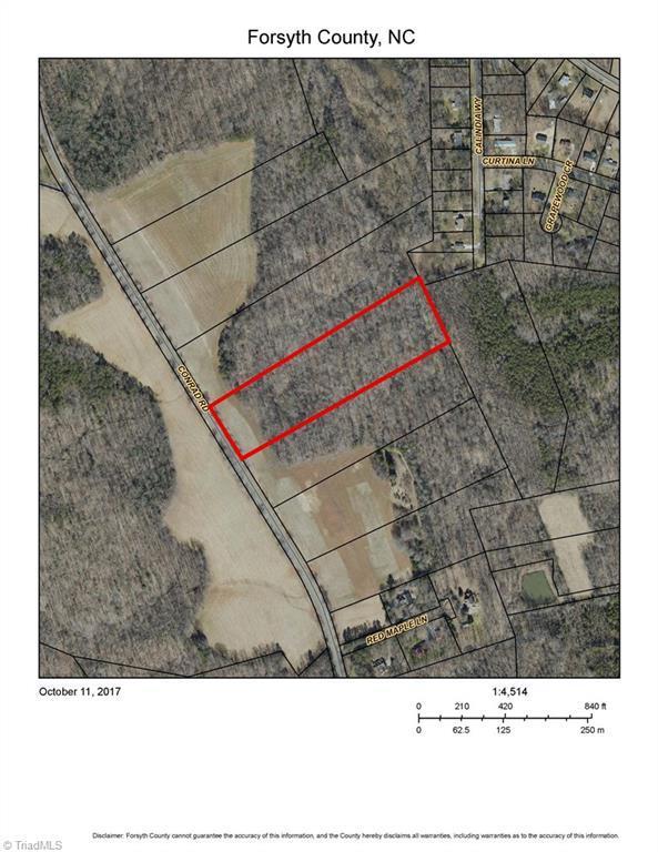 832 Conrad Road, Lewisville, NC 27023 (MLS #853820) :: Banner Real Estate
