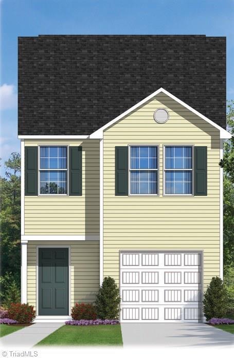 1163 Brooksridge Way, Whitsett, NC 27377 (MLS #854575) :: Lewis & Clark, Realtors®