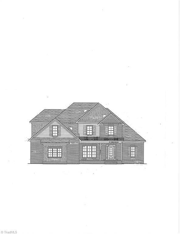 155 Wellington Court, Advance, NC 27006 (MLS #854787) :: Banner Real Estate