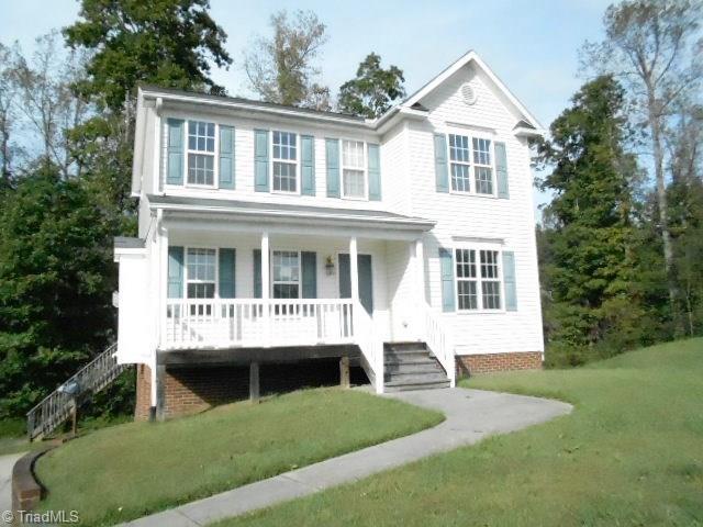 4396 Moat Drive, Winston Salem, NC 27101 (MLS #854800) :: Banner Real Estate