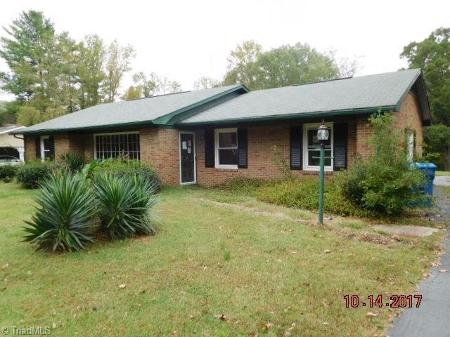 667 Sanford Avenue, Mocksville, NC 27028 (MLS #854940) :: Banner Real Estate