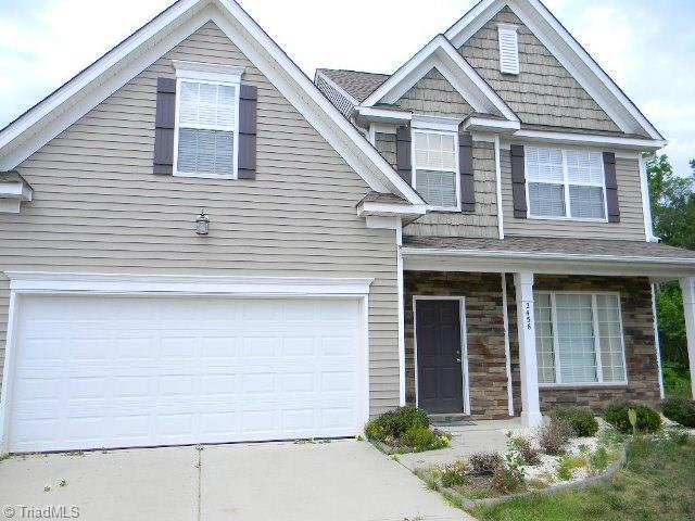 2456 Ingleside Drive, High Point, NC 27265 (MLS #854985) :: Lewis & Clark, Realtors®
