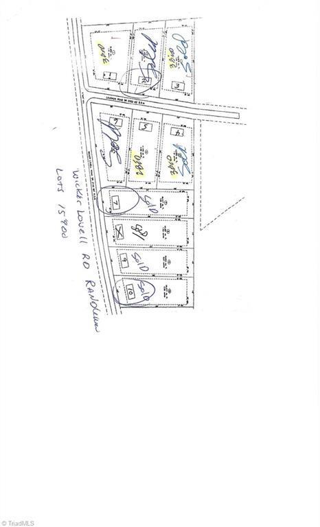 1 Laughlin Road, Randleman, NC 27317 (MLS #856583) :: Lewis & Clark, Realtors®