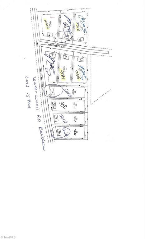 5 Laughlin Road, Randleman, NC 27317 (MLS #856586) :: Banner Real Estate
