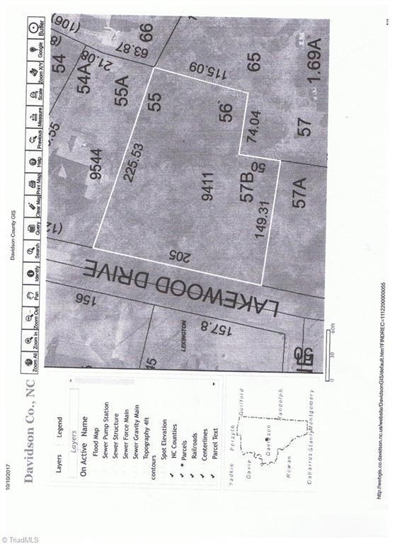 413 Lakewood Drive, Lexington, NC 27292 (MLS #856845) :: Kristi Idol with RE/MAX Preferred Properties