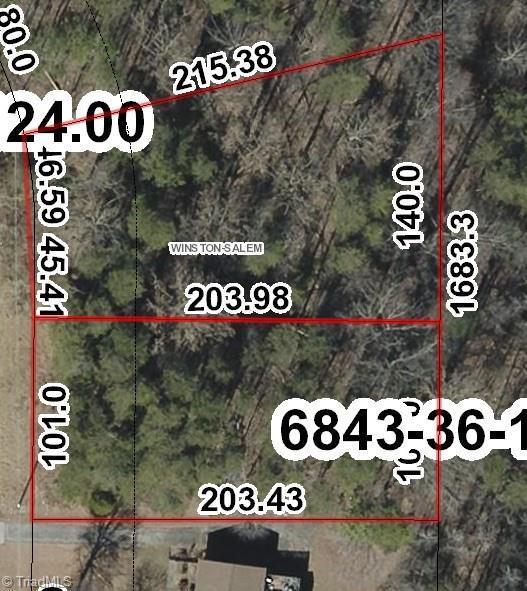 0 Morning Star Lane, Winston Salem, NC 27107 (MLS #858410) :: RE/MAX Impact Realty