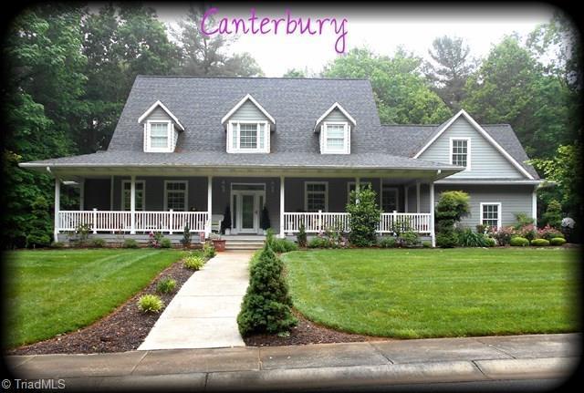 208 Monk Court, North Wilkesboro, NC 28659 (MLS #858576) :: Realty 55 Partners