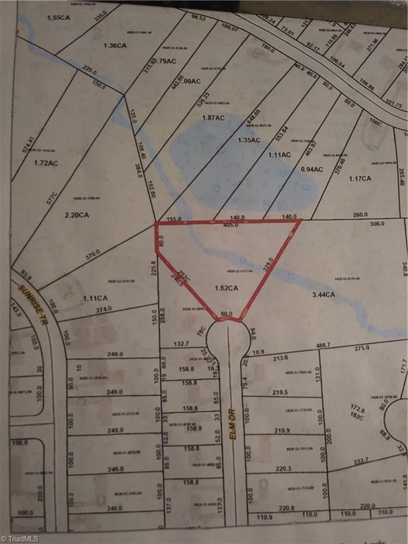 0 Elm Drive, Winston Salem, NC 27105 (MLS #860703) :: Kristi Idol with RE/MAX Preferred Properties