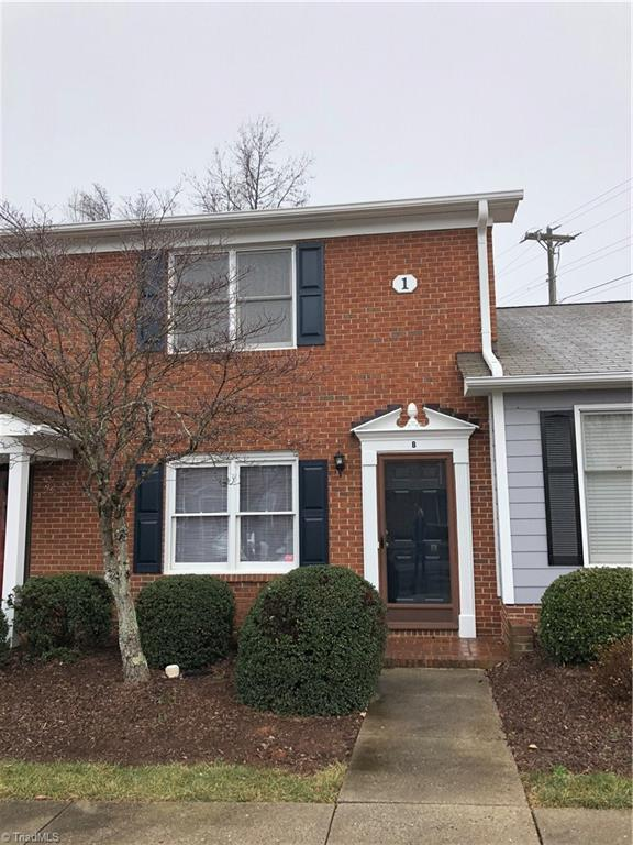 1 Prairie Trail 1B, Greensboro, NC 27410 (MLS #870712) :: Banner Real Estate