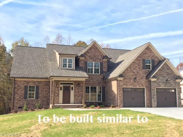 299 Centenary Ridge Drive, Clemmons, NC 27012 (MLS #875183) :: Kristi Idol with RE/MAX Preferred Properties