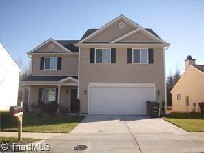 3733 Foxton Drive, Winston Salem, NC 27105 (MLS #877696) :: Lewis & Clark, Realtors®