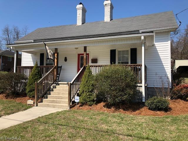 522 Worth Street, Mount Airy, NC 27030 (MLS #879572) :: RE/MAX Impact Realty