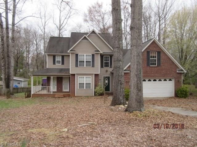 4667 Oakview Drive, Trinity, NC 27370 (MLS #881311) :: Banner Real Estate