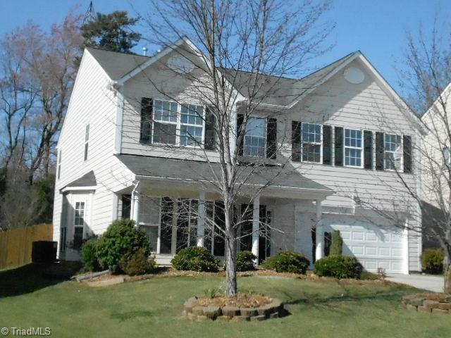 3717 Cottesmore Drive, High Point, NC 27265 (MLS #882154) :: Banner Real Estate