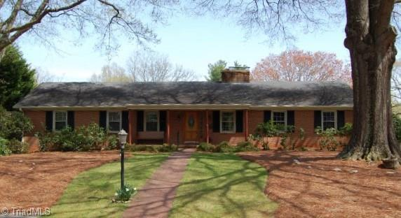 617 Downing Road, Winston Salem, NC 27106 (MLS #882622) :: Banner Real Estate