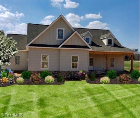 4 Laurelwood Road, State Road, NC 28676 (MLS #882637) :: Banner Real Estate