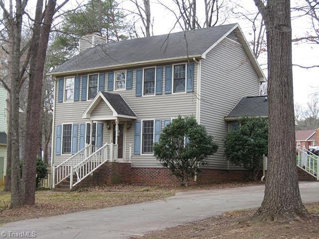 425 Fairmont Drive, Eden, NC 27288 (MLS #883089) :: Banner Real Estate