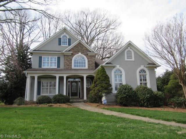 1405 Ridgemere Lane, Winston Salem, NC 27106 (MLS #883304) :: Banner Real Estate