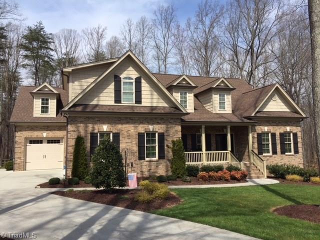 8706 Invershield Court, Oak Ridge, NC 27310 (MLS #883725) :: Kristi Idol with RE/MAX Preferred Properties