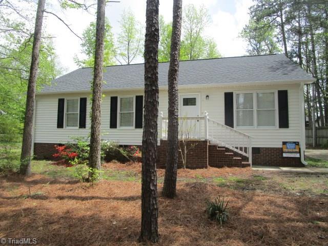 6 Linda Street, Thomasville, NC 27215 (MLS #885138) :: Banner Real Estate