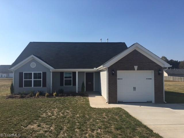 2503 Reid School Road Lot 2, Reidsville, NC 27320 (MLS #885476) :: Kristi Idol with RE/MAX Preferred Properties