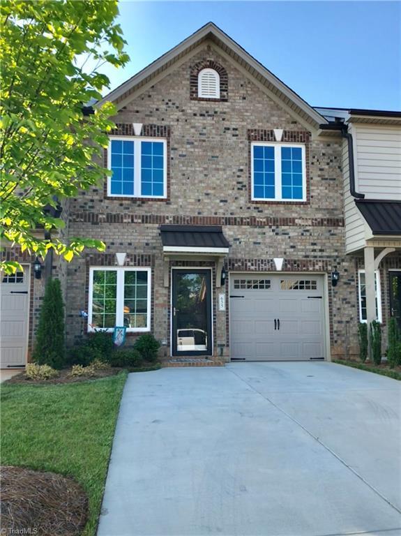 655 Nikyle Circle, High Point, NC 27265 (MLS #886936) :: Banner Real Estate