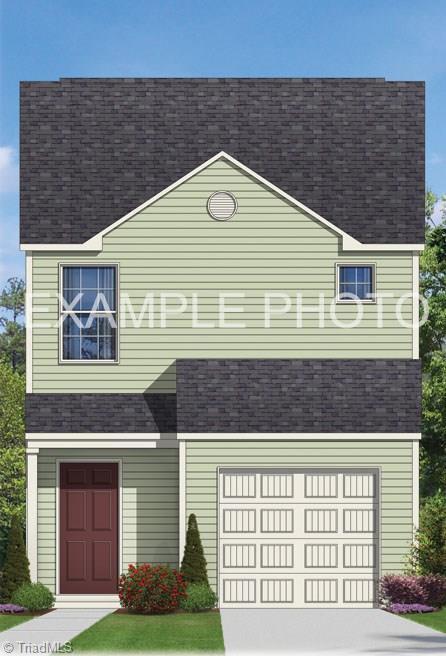 1108 Brooksridge Way, Whitsett, NC 27377 (MLS #887292) :: Kristi Idol with RE/MAX Preferred Properties