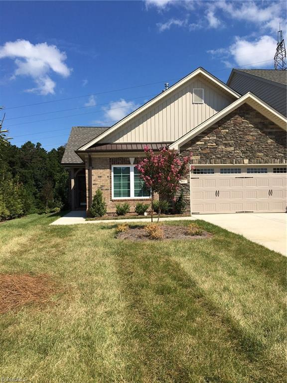 650 Stags Leap Court Lot 148, High Point, NC 27265 (MLS #887421) :: Banner Real Estate