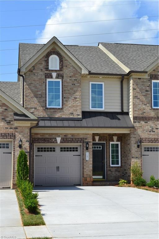 637 Stags Leap Court Lot 124, High Point, NC 27265 (MLS #887512) :: Banner Real Estate