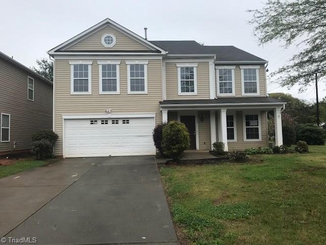 4209 Oak Pointe Drive, Winston Salem, NC 27105 (MLS #887641) :: Banner Real Estate