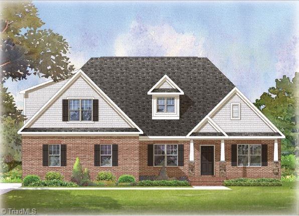 410 Meadowfield Run, Clemmons, NC 27012 (MLS #887666) :: Banner Real Estate