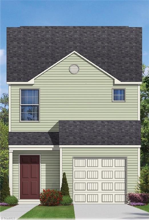 1100 Brooksridge Way, Whitsett, NC 27377 (MLS #887712) :: Banner Real Estate