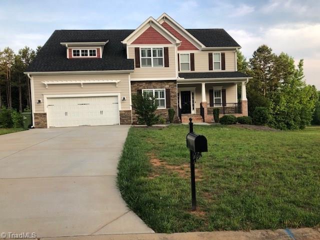 270 Meadowfield Run, Clemmons, NC 27012 (MLS #887823) :: Banner Real Estate