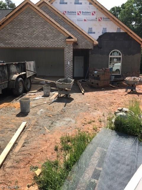 270 Wrenwood Court, Asheboro, NC 27203 (MLS #887898) :: Banner Real Estate