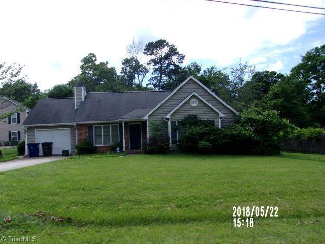 3782 Wabash Boulevard, Winston Salem, NC 27106 (MLS #888104) :: Banner Real Estate