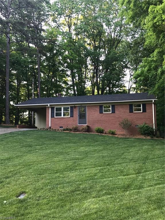 221 Druid Hills Drive, Lexington, NC 27292 (MLS #889358) :: Lewis & Clark, Realtors®