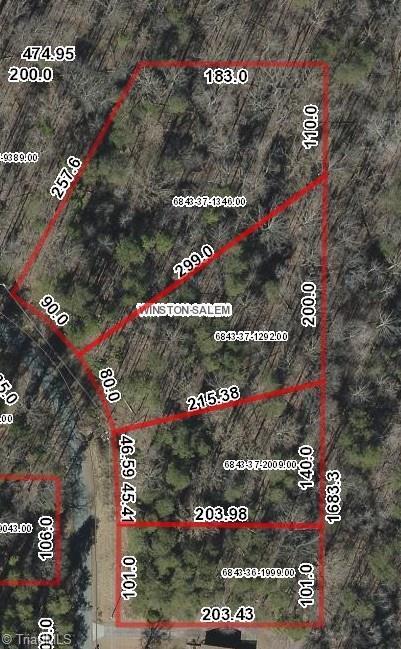 2 Morning Star Lane, Winston Salem, NC 27107 (MLS #891197) :: Banner Real Estate