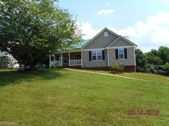 389 Sunset Ridge Lane, Lexington, NC 27295 (MLS #892304) :: Banner Real Estate