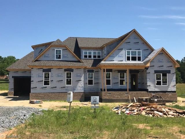5404 Berrier Ridge Court, Oak Ridge, NC 27310 (MLS #892356) :: Kristi Idol with RE/MAX Preferred Properties