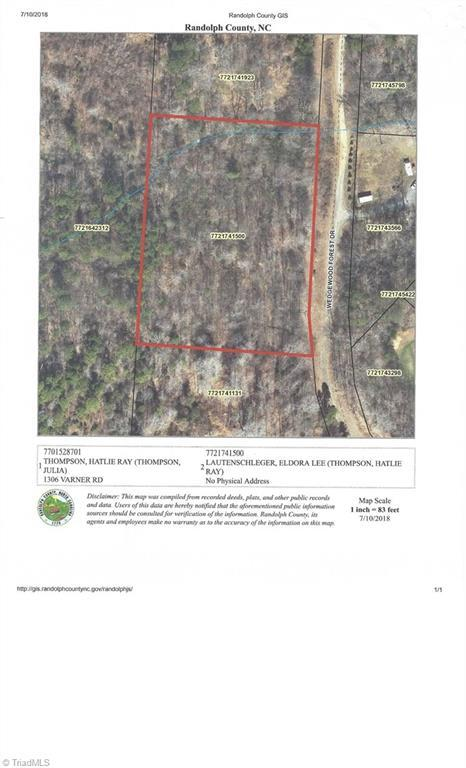 5 Wedgewood Forest Drive, Archdale, NC 27263 (MLS #894278) :: HergGroup Carolinas