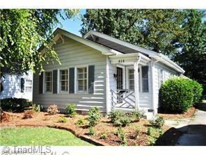 414 Otteray Avenue, High Point, NC 27262 (MLS #895484) :: Kristi Idol with RE/MAX Preferred Properties