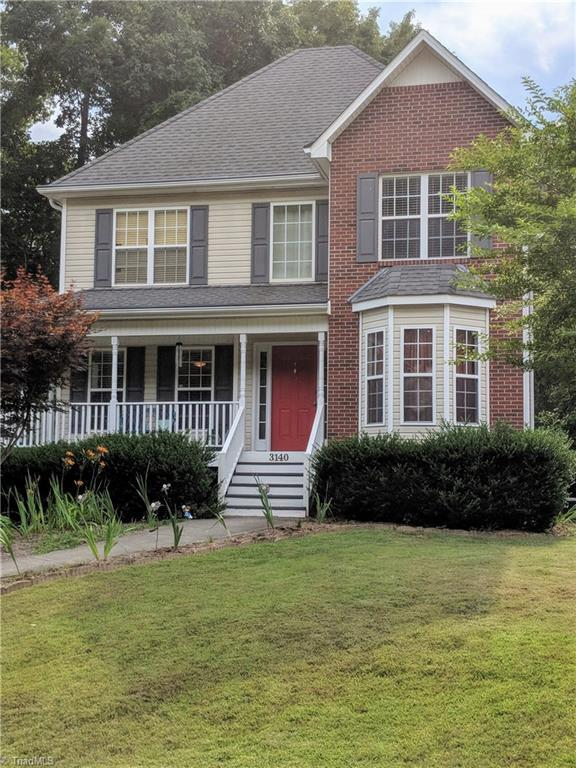3140 Creighton Lane, Winston Salem, NC 27127 (MLS #895650) :: Kristi Idol with RE/MAX Preferred Properties