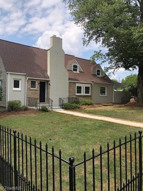 4583 Kernersville Road, Kernersville, NC 27284 (MLS #895696) :: Kristi Idol with RE/MAX Preferred Properties