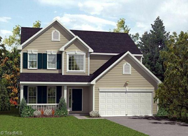1433 Paulonia Way, Mcleansville, NC 27301 (MLS #898226) :: Lewis & Clark, Realtors®
