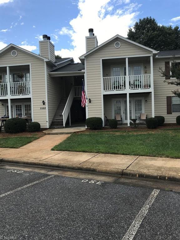 5505 Hornaday Road G, Greensboro, NC 27409 (MLS #899647) :: Kristi Idol with RE/MAX Preferred Properties